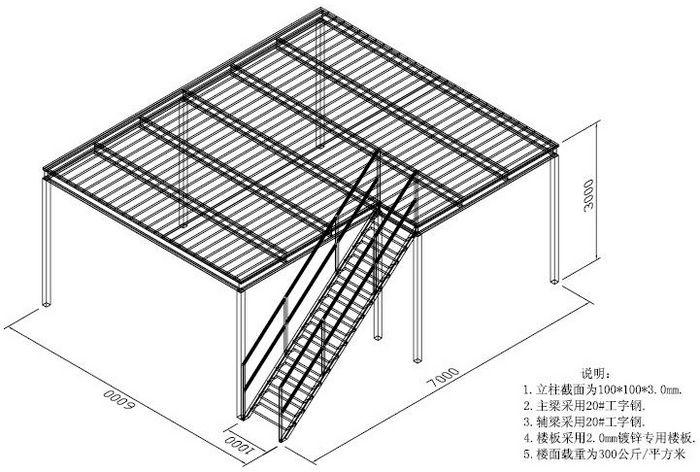 钢结构图纸阁楼v图纸图纸弱复杂电图片